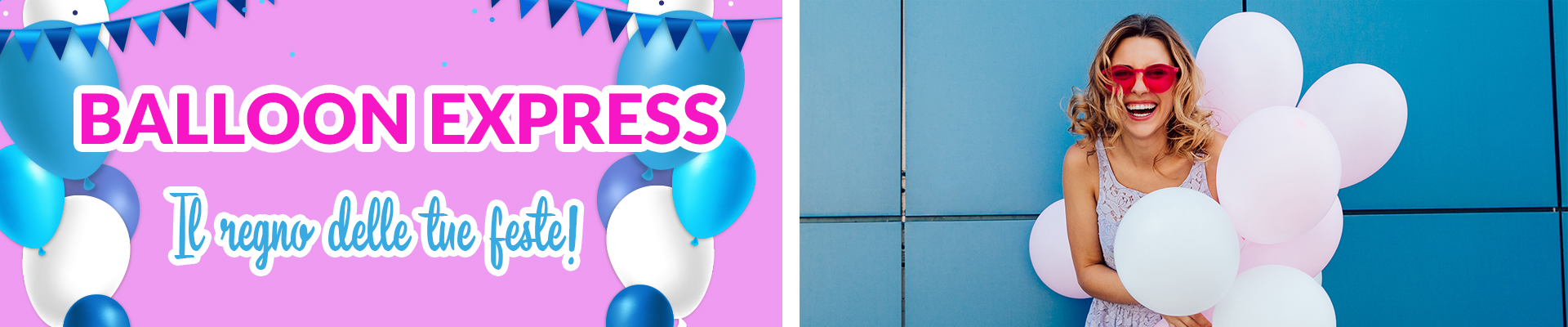 Slide Ballon Express 1